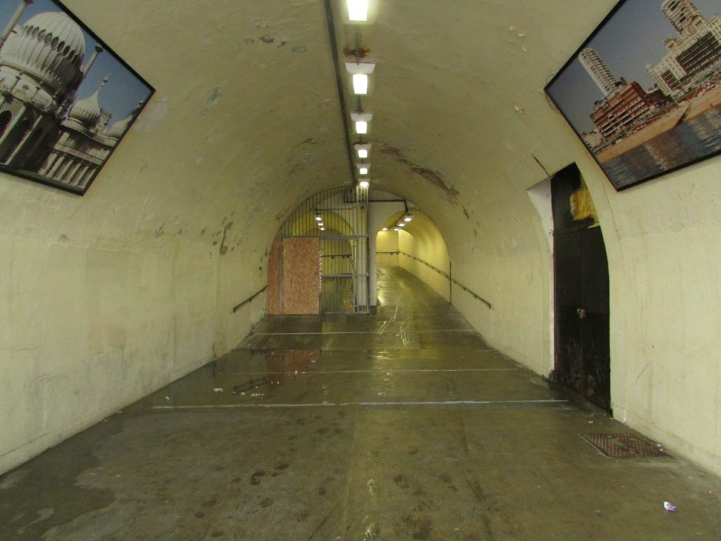acoustic characterisation of the west street tunnel